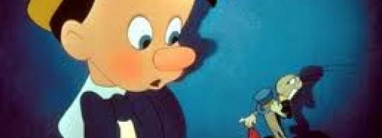Pinocchio le menteur à la place des martyrs